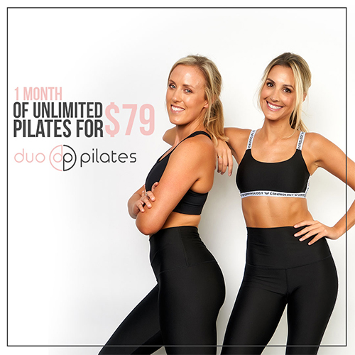 Duo Pilates Promotions