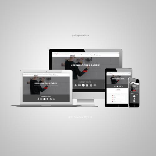 MySocials Website